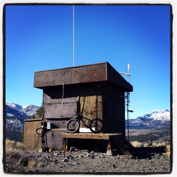 Casa Diablo Weather Station